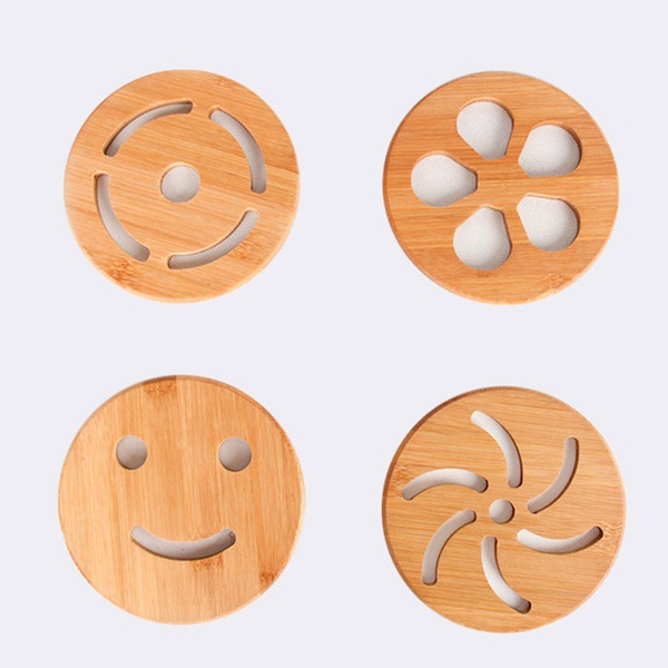 Place mat Wooden Simple Lovely Table Centerpieces