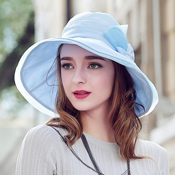 Sonar Naisten Upea/Loistokkaat Polyesteri jossa Bowknot Keilaaja / Clochen hattu