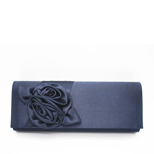 Elegant Silk Clutches/Luxury Clutches