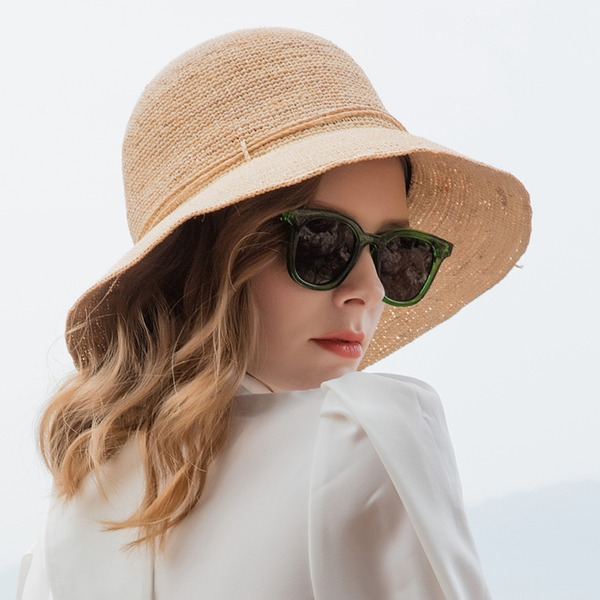 Ladies ' Classic/Enkle/Smuk/Fancy Strand / Sun Hatte