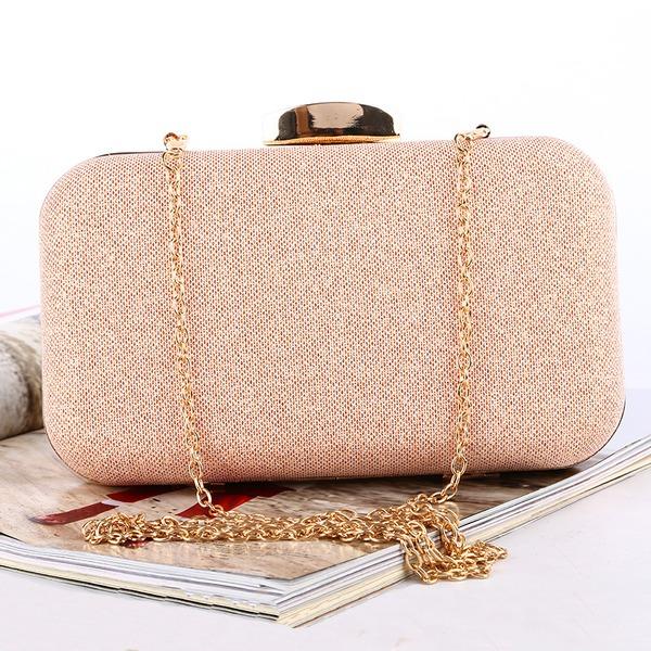 Zarif PU pençe/Omuz çantası