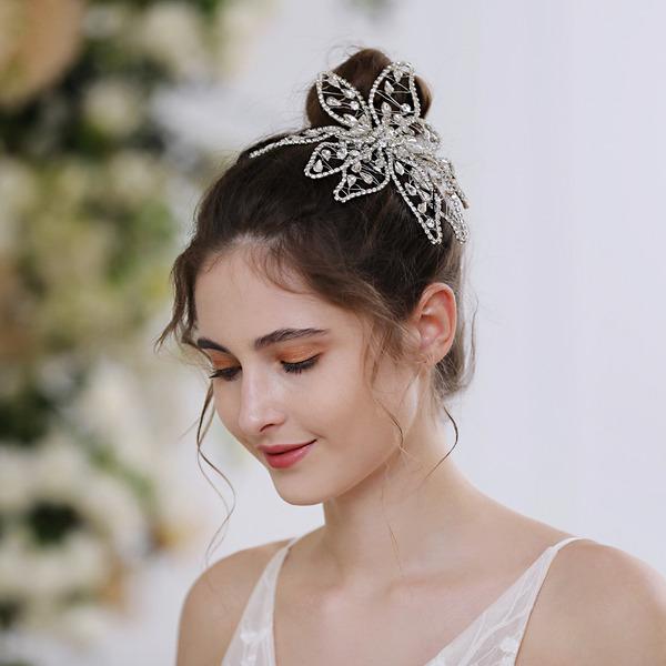 Dames Prachtige Strass Kammen & Haarspeldjes