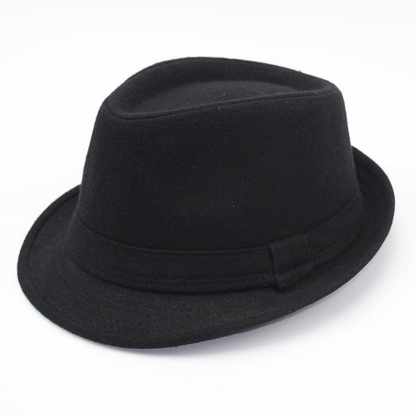 Hommes Le plus chaud Feutre Chapeau Fedora/Kentucky Derby Des Chapeaux
