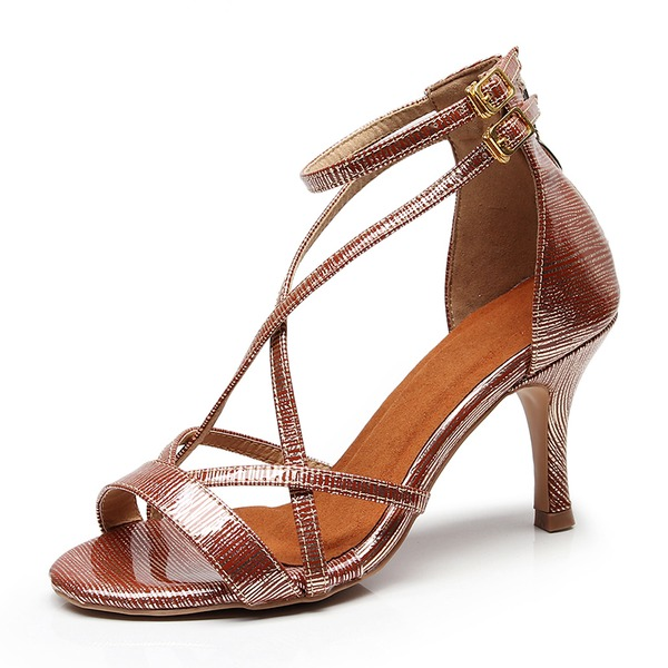 Vrouwen PU Stiletto Heel Sandalen schoenen