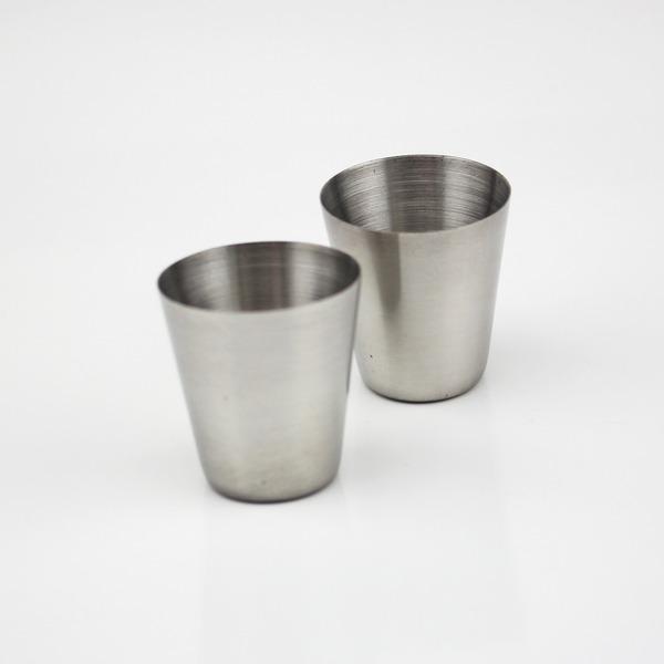 Elegant Rustfritt Stål Vin Cup