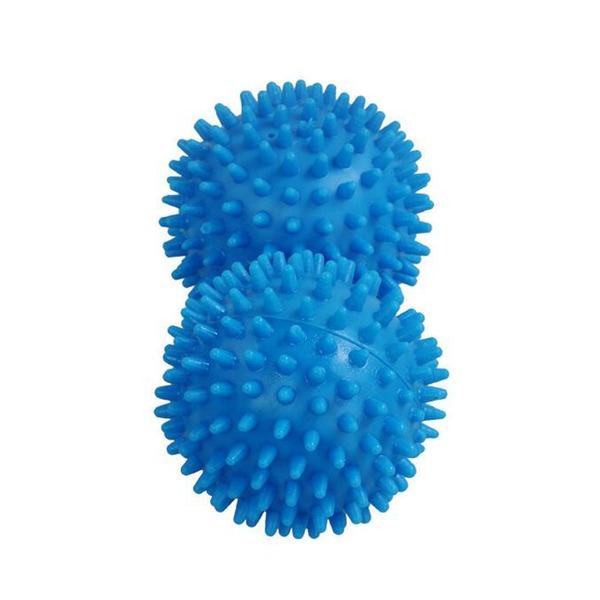 Résine Lavage de boules de boules Bouteilles Garder la lessive Soft Fresh Machine à laver Assèchement de tissu de séchage (Ensemble de 2) Cadeaux