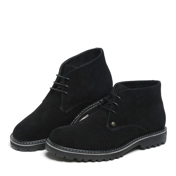 Мужская натуральня кожа челси вскользь Men's Boots
