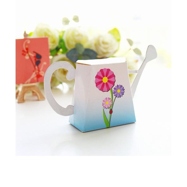 """Love Grows On""/""Fantasy Time"" Květinový design Card Paper (Sada 12)"
