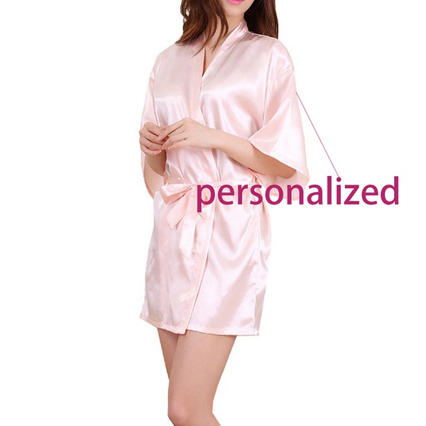 Personalized Polyester/Artificial Silk