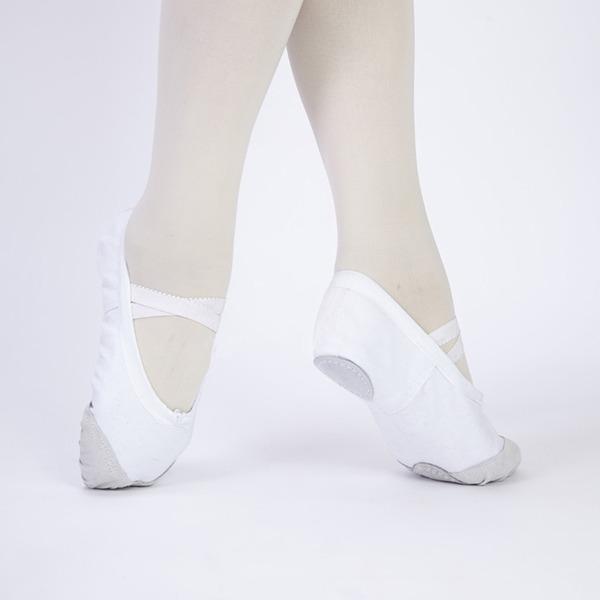 Детская обувь Холст Балет Обувь для танцев