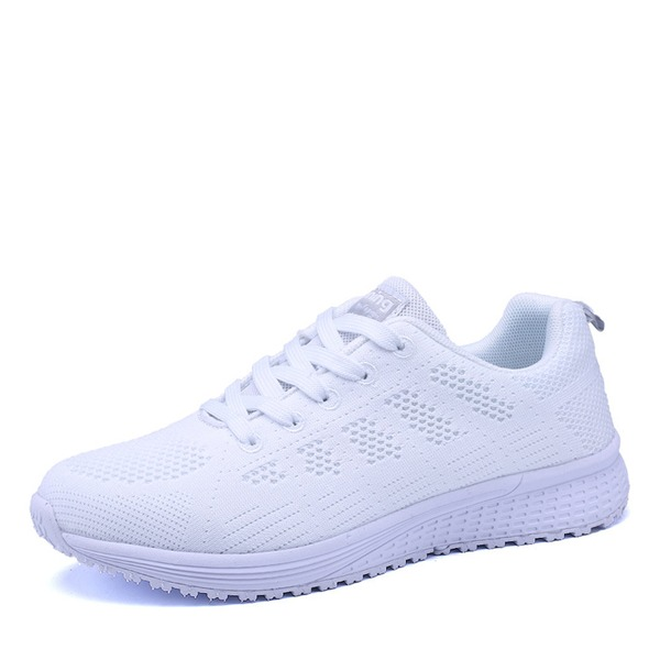 Women's Mesh With Lace-up Sneakers & Athletic