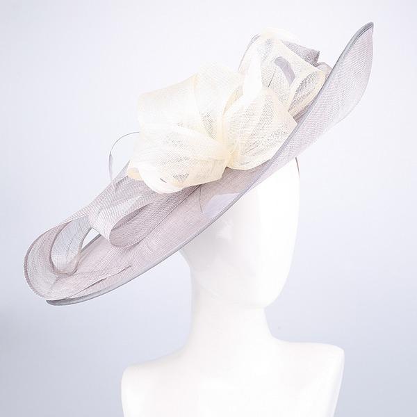 Damene ' Hotteste/Kunstnerisk Cambric med Bowknot Fascinators/Kentucky Derby Hatter