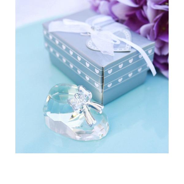 Kristall med Färgband (Säljs i ett enda stycke)