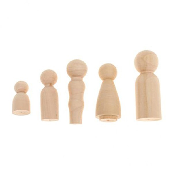 Classic/Lovely Wooden Creative Gifts (Set of 5)