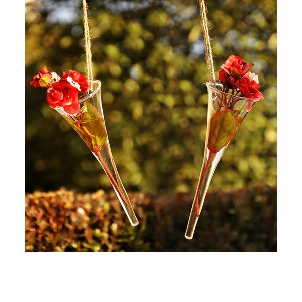 Membran formet Glass Vase
