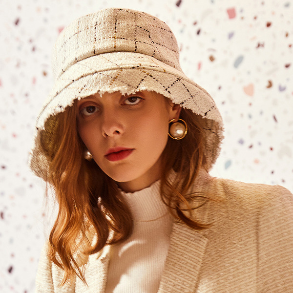 Ladies' Unique/Eye-catching Polyester Floppy Hats