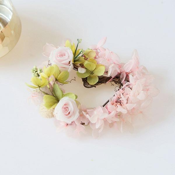 """Coração deu forma """"Dar-lhe o meu coração"""" Flores Artificiais Decorações de Casamentos"""