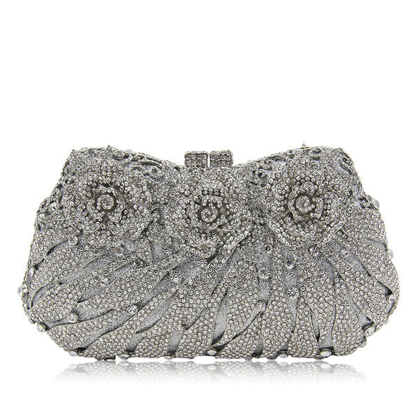 Elegant/Gorgeous/Refined Metal Clutches/Satchel/Evening Bags