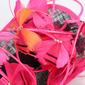 Señoras' Simple/Niza/Pretty Batista/Pluma con Pluma/Flor Tocados/Derby Kentucky Sombreros/Sombreros Tea Party
