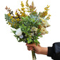Comely Free-Form Plastic Bridal Bouquets - Bridal Bouquets